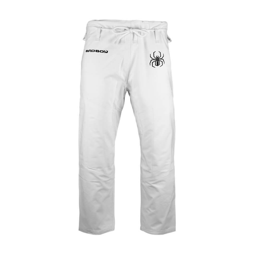 Кимоно Bad Boy Legacy Spider Guard BJJ Gi - White& фото 6