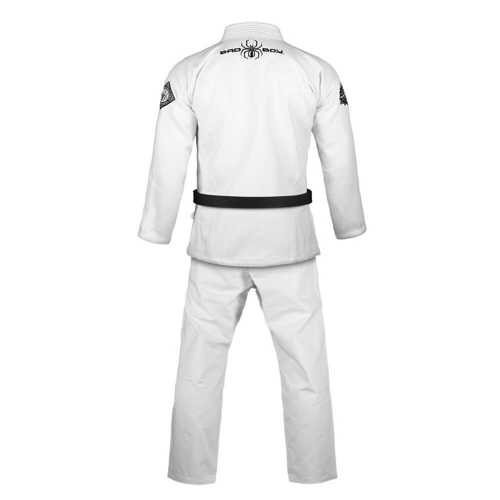 Кимоно Bad Boy Legacy Spider Guard BJJ Gi - White& фото 5