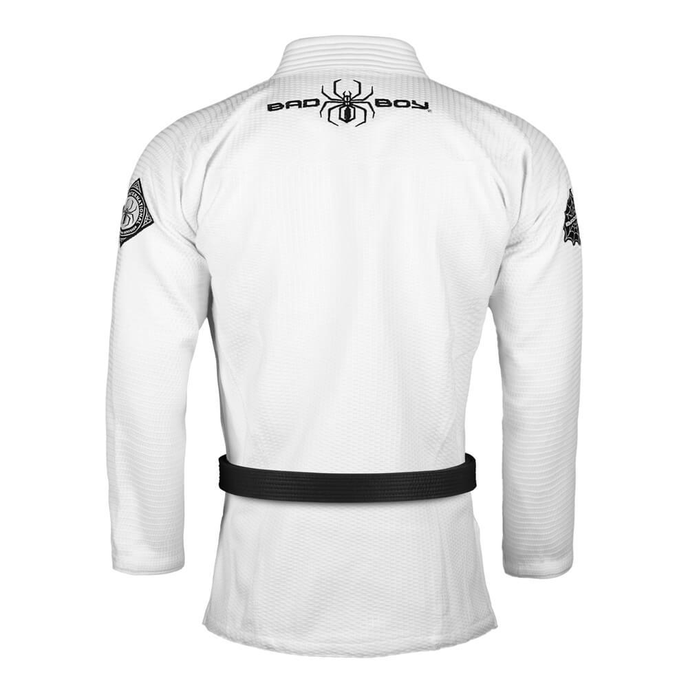 Кимоно Bad Boy Legacy Spider Guard BJJ Gi - White& фото 7