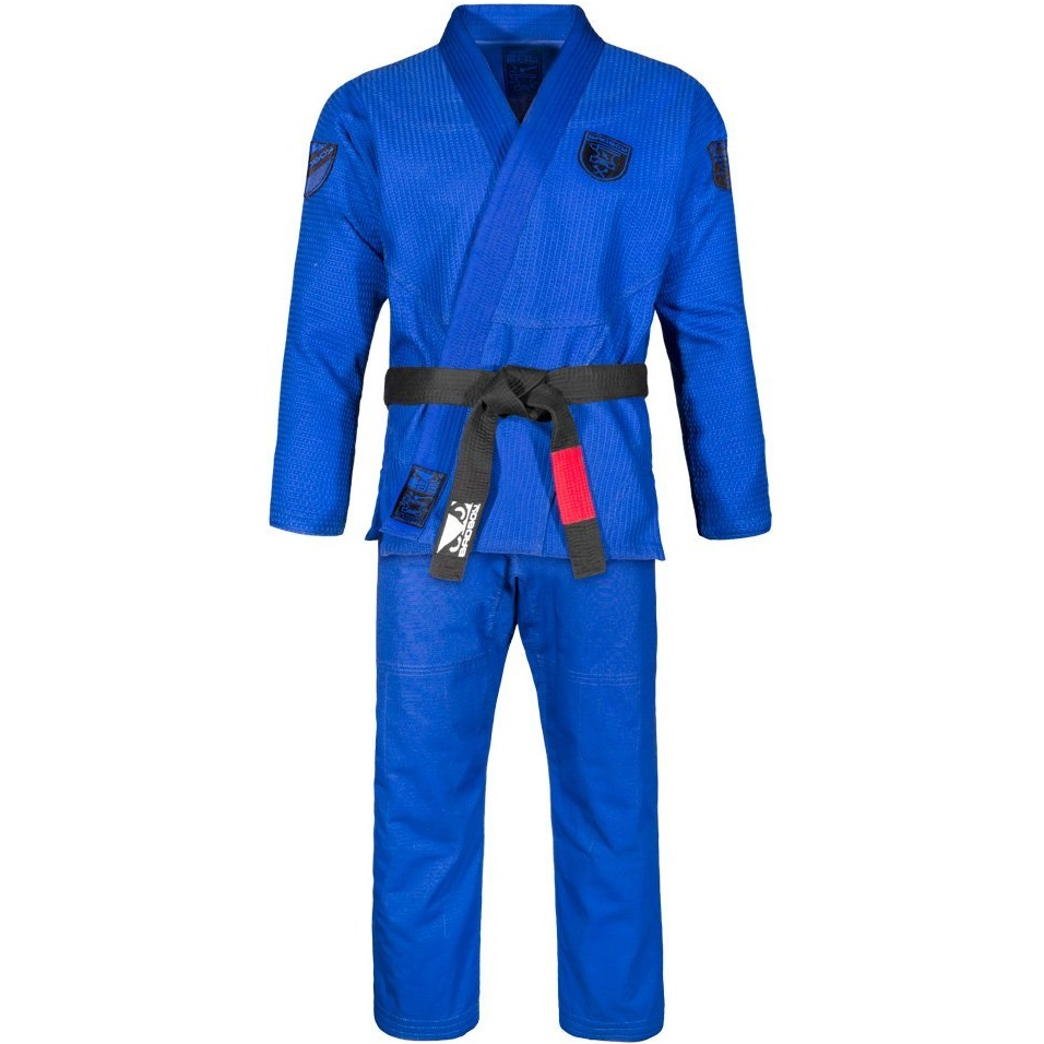Кимоно Bad Boy Legacy Master BJJ Gii Blue