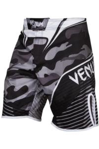 Шорты Venum Camo Hero Fightshorts Grey