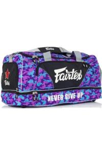 Сумка Fairtex Equipment Gym Bag BAG2 Purple Camo