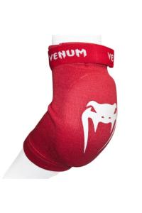 Налокотники Venum Kontact Elbow Protector Cotton Red