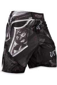 Шорты Venum Gladiator 3.0 Fightshorts Black/White