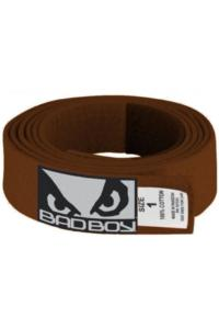 Пояс Bad Boy Gi Belt - Brown&