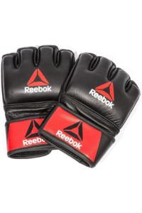 Перчатки для ММА UFC/Reebok Combat Leather MMA Black